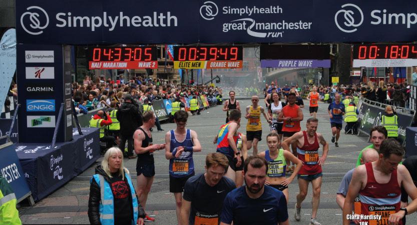 Race Calendar | 19th May | Manchester Great North Run 10km