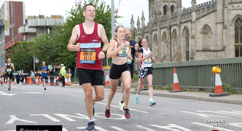Event Review   Manchester Great Run   10km Sub-40 Breakthrough