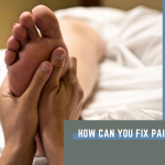 How can you fix painful plantar fasciitis?