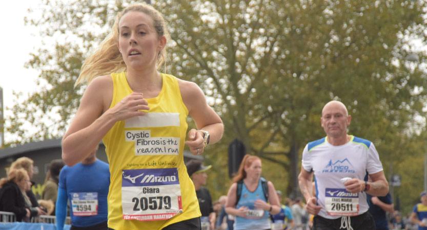 Running | The #Mizuno Amsterdam Half Marathon Review