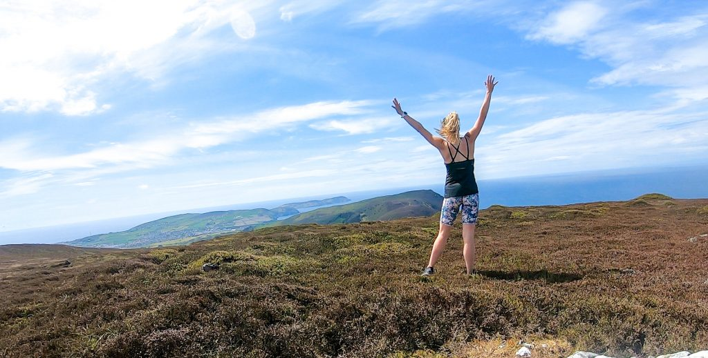 Trail running gear - there are so many mental health benefits of trail running