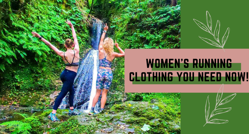 Women's Running Clothing you need NOW!
