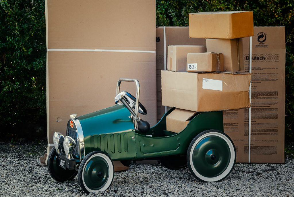 Collab item arriving :D!!