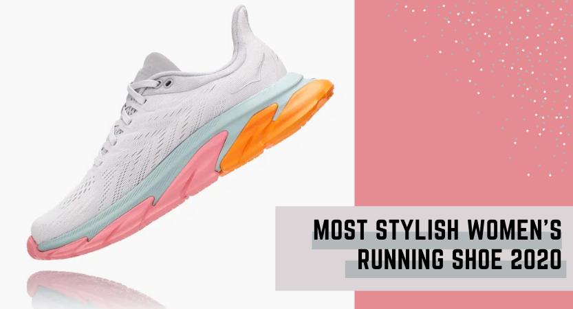 Most Stylish Women's Running Shoe 2020