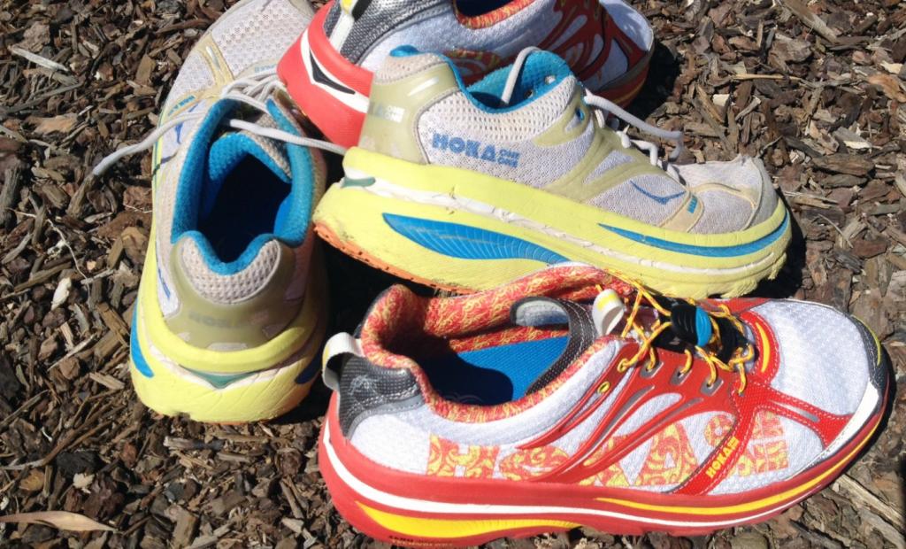 Stylish Women's Running Shoes Hoka One One Origins
