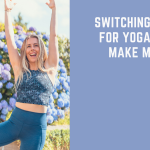 Switching running to yoga did not make me fat!